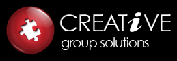 Creative Group solutions Sticky Logo