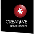 Creative Group solutions Mobile Logo
