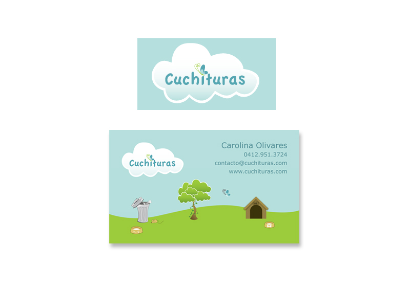 Cuchituras | Branding
