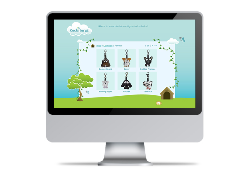 Cuchituras | Web Design & Development