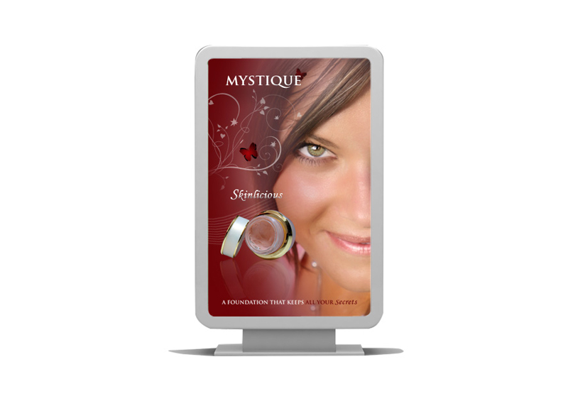 Mystique | Skinlicious Street Advertising