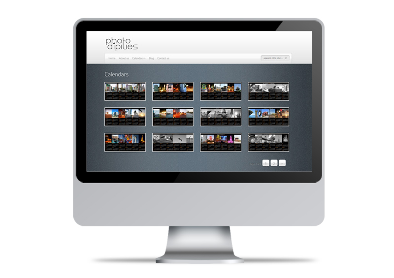 Photodipities | Website Design & Development