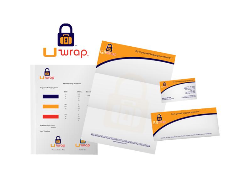 U-Wrap | Branding