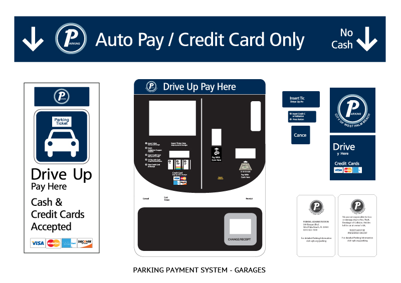 City of West Palm Beach Parking | Payment System Design